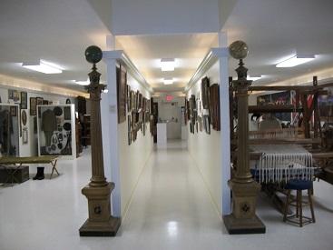 Timeline Hall
