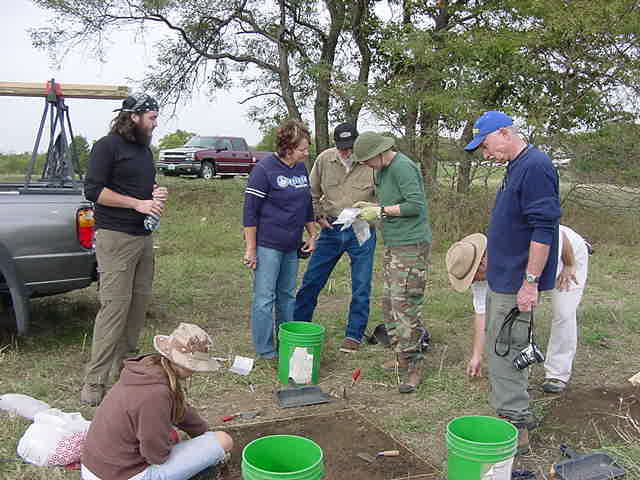 Archaeology in Bates County